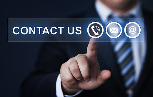 Contact us to see how we can work for you.